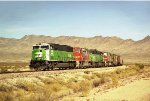 BNSF'S Needles Sub